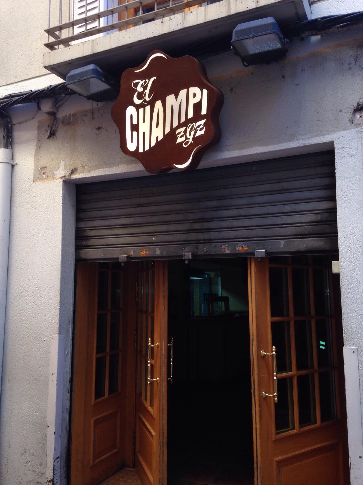 Logotipo el Champi